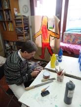 artiste animateur artmedia chouponline accroche artiste