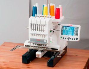 broderie personnalisée matériel de club gwendoline collection chouponline machine