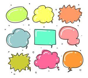 recruter un animateur independant passetemps chouponline bulles de paroles