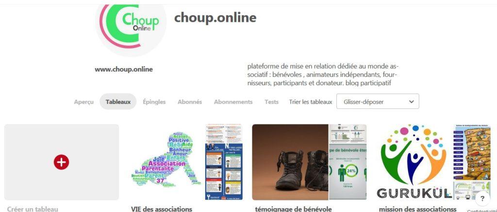 service chouponline régler un problème associatif pinterest