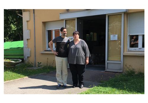 sous-traiter en ESAT entreprise bio chouponline evelyne et moi