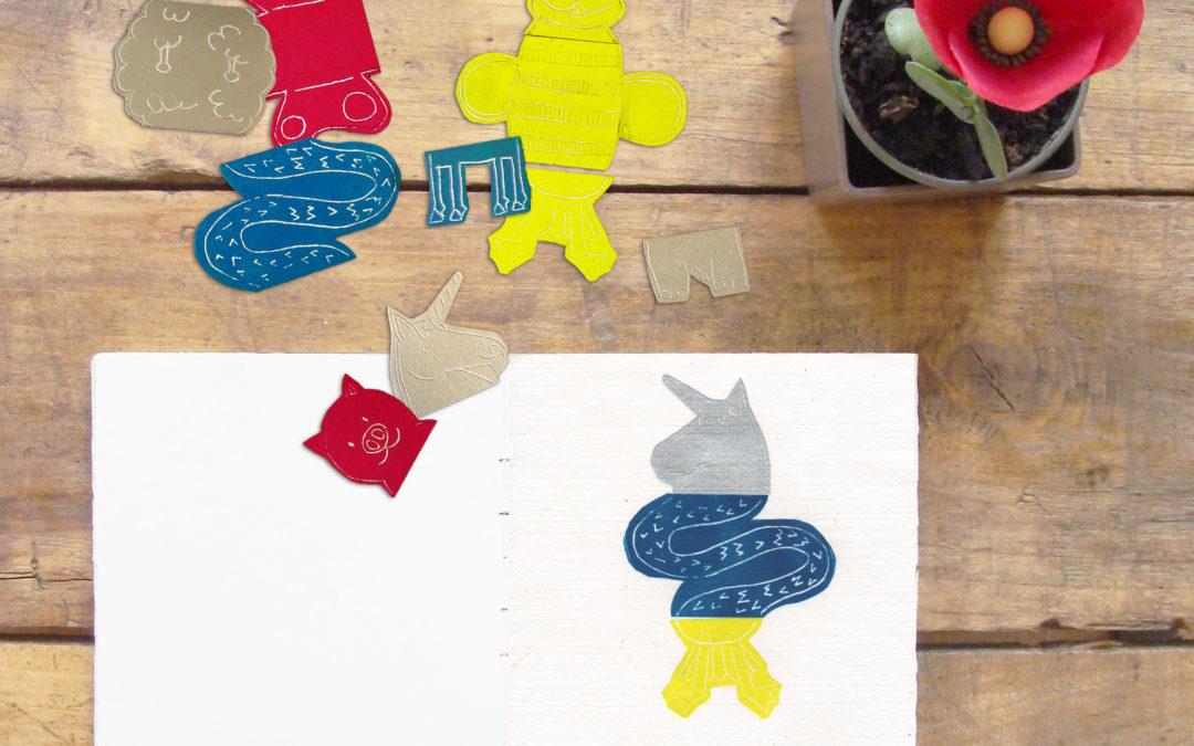 Atelier édition pour enfants de 7 à 11 ans, St-Pierre d'Irube