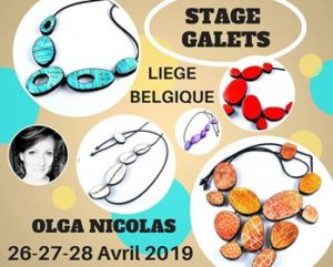 organiser un stage créatif animatrice internationale réputée partatart chouponline olga nicolas