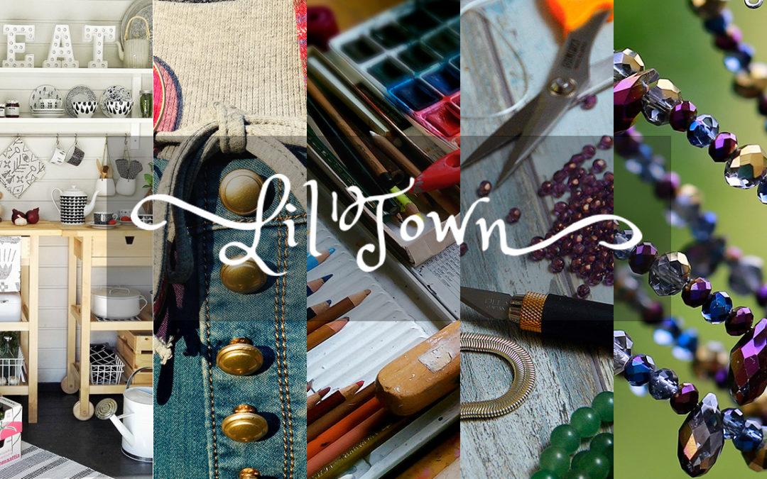 Lil'Town : Fournitures et accessoires éco-reponsables
