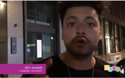 Kev Adams soutient l'association H.U.G.O. !
