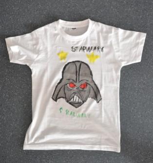 masque-dark-vador-sabre-laser-creatoo-chouponline tshirt