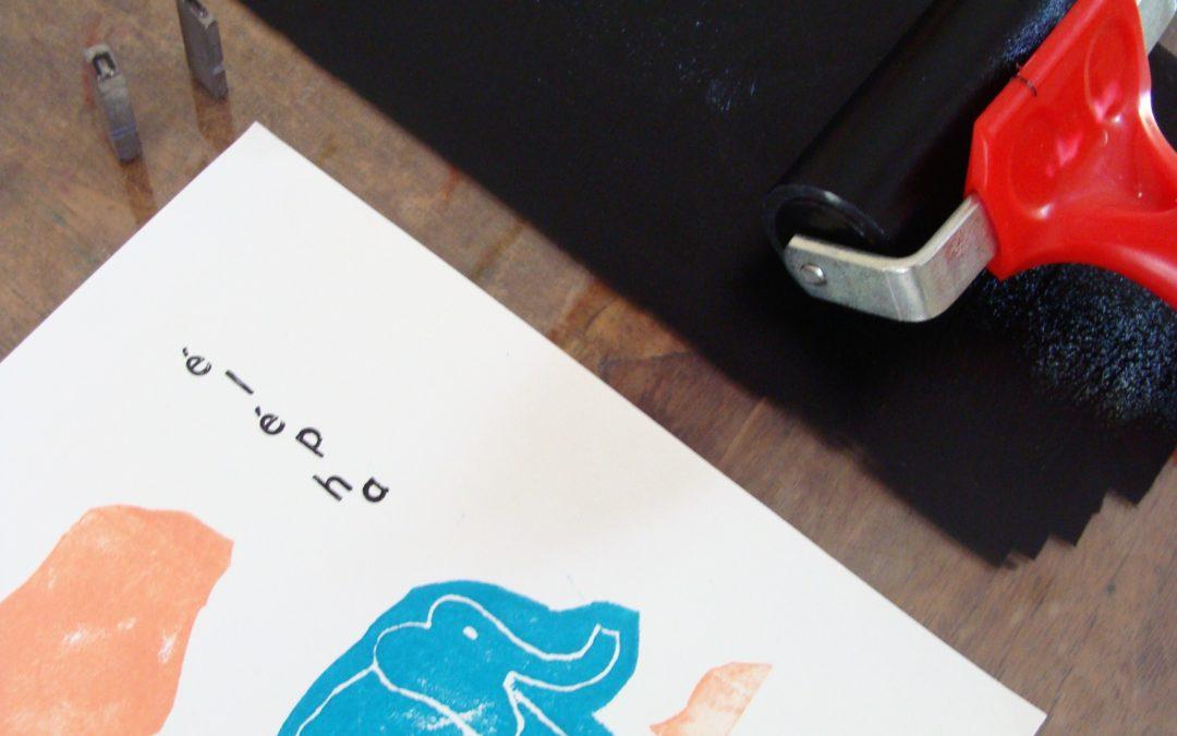 atelier d'édition – fabrique ton bestiaire ! (Lyon)