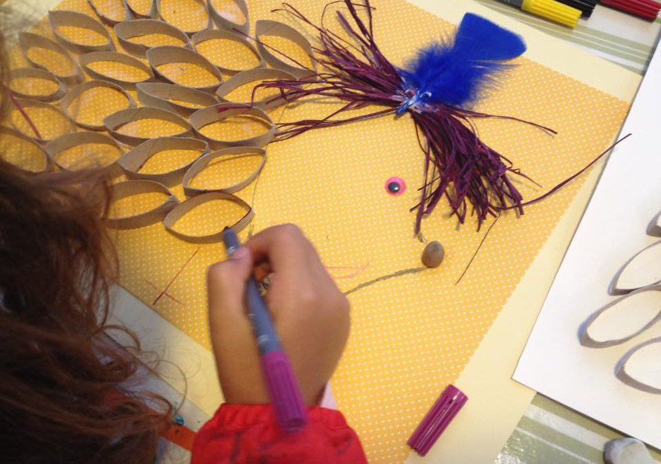 Atelier créatif du mercredi chez Oh Croco à Auffay