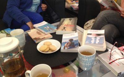 Croc'un livre, café lecture chez Oh Croco à Auffay