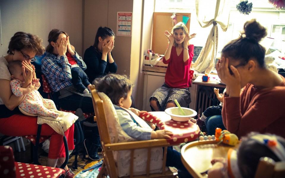 Ateliers Familiaux Parents/Enfants : Signes avec bébé 0-3 ans