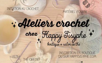 Ateliers de Crochet