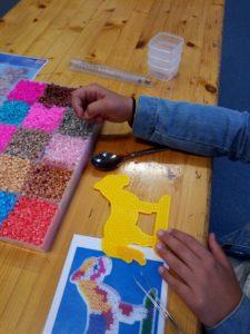 double vie animatrice d'ateliers créatifs creatoo chouponline f