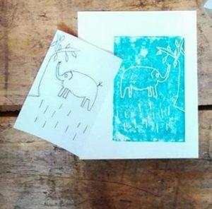 fabriquer un livre atelier d'édition pour enfants les minuscules chouponline aB