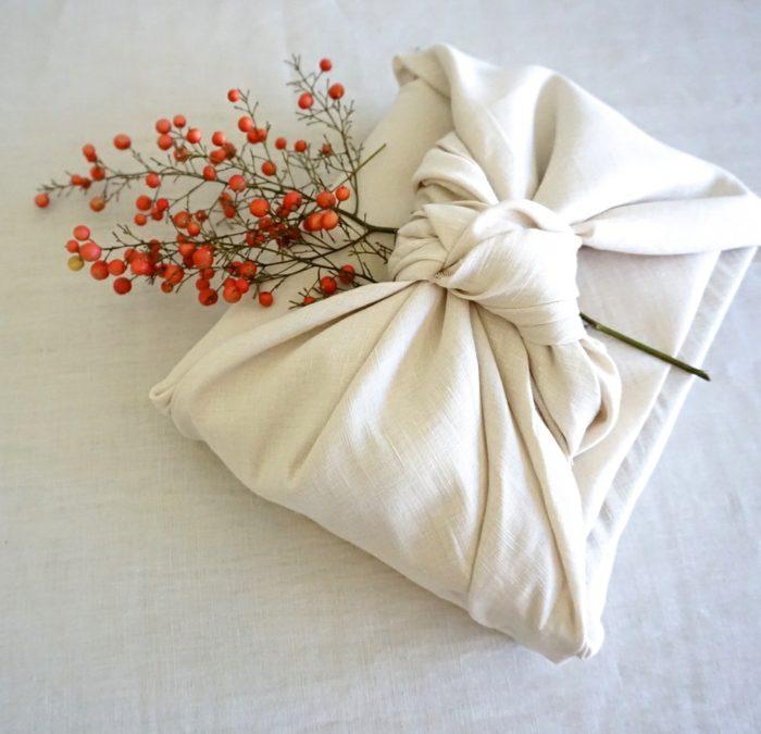 Furoshiki, l'art d'emballer