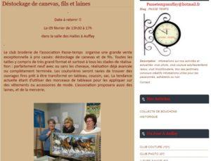 prospectus et affiches ou annonce gratuite sur internet chouponline article pastan