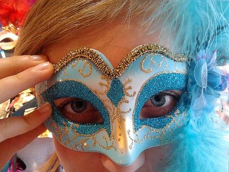 Atelier créatif parent-enfant / masque de carnaval
