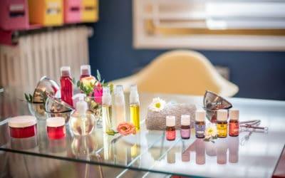 Quelles huiles essentielles pour ma peau et mes cheveux ?