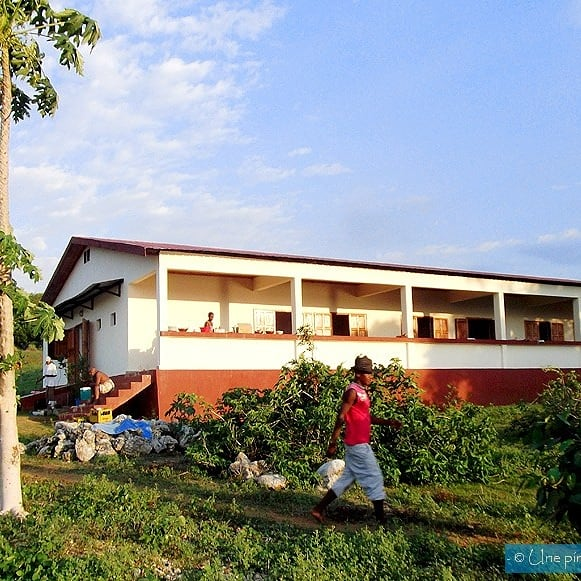 Rénovations du dispensaire pour Madagascar