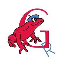 logo grenouille rouge pub entreprise solidaire chouponline