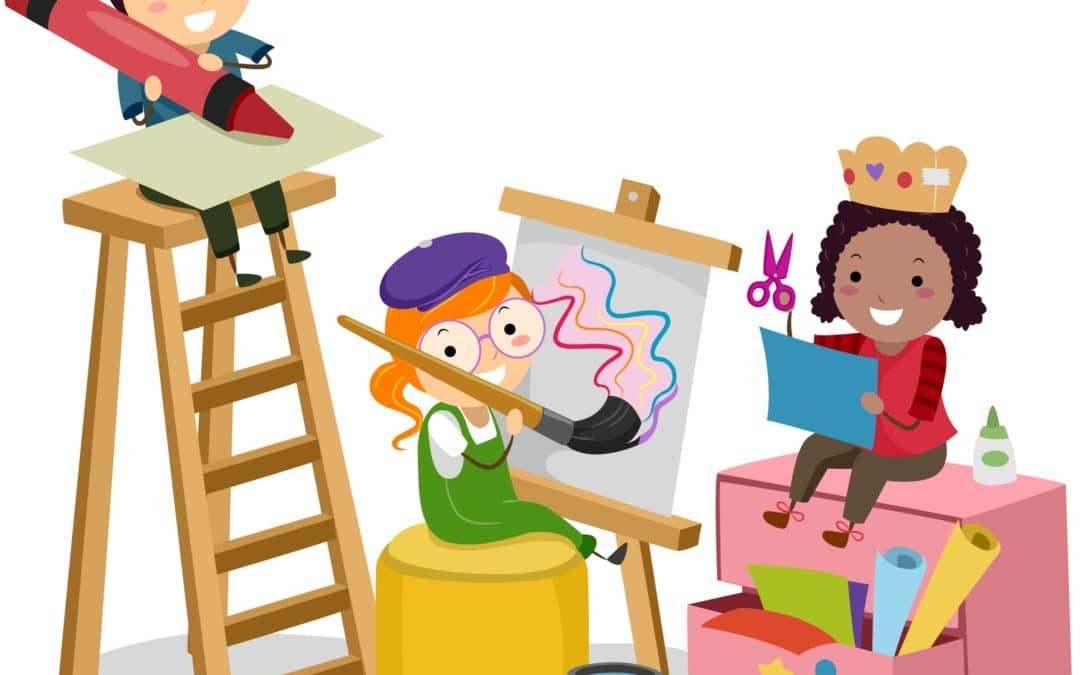 Des ateliers épanouissants pour les enfants et à faire en famille toute l'année!