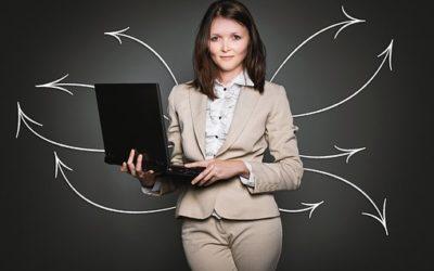 Une secrétaire indépendante pour la gestion administrative d'une association