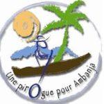 Association médicale dispensaire à Madagascar pirogue pour Ambanja chouponline logo