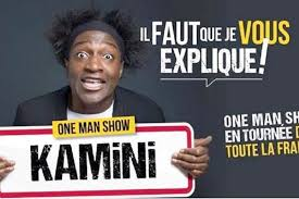 Spectacle caritatif: Kamini, 12 oct. à Sedan