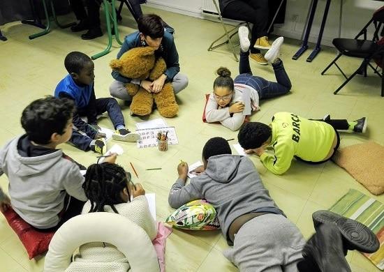 Association de soutien scolaire gratuit chouponline groupe de travail