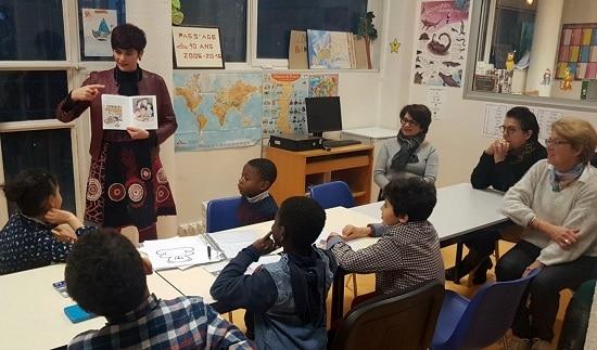 Association de soutien scolaire gratuit chouponline intervenant