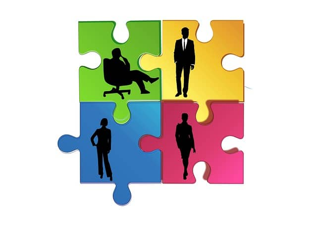 7 methodes pour construire un partenariat association puzzle