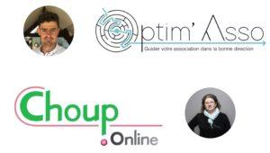probleme communication association chouponline optimassoc