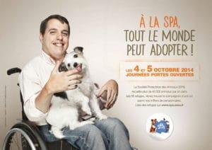 Manque de communication en association canine chouponline adoptant handicapé 2